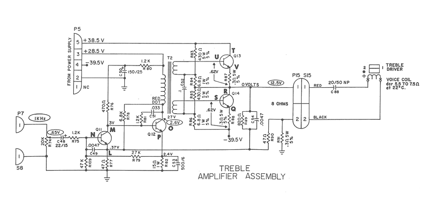 power amplifier output matching from 8 ohm to 16 ohm - electronics q u0026a